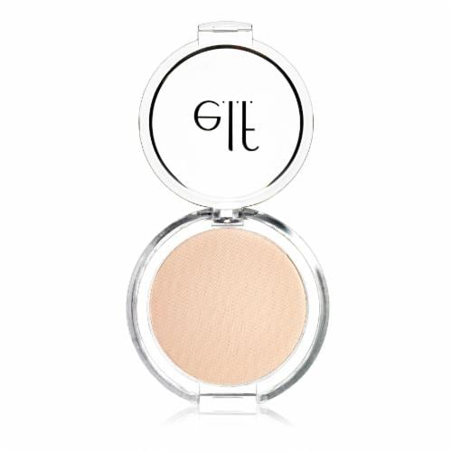 e.l.f. Prime & Stay Finishing Powder - Sheer Perspective: front
