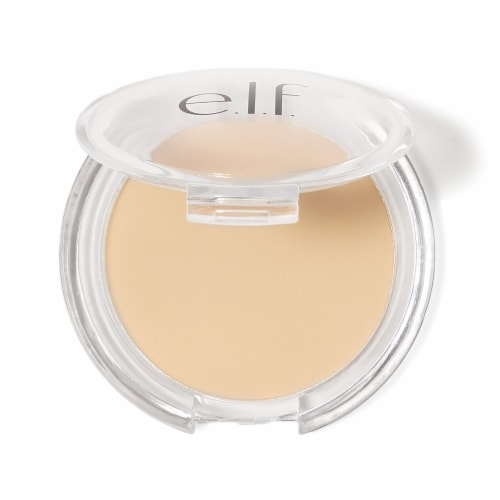 e.l.f. Prime + Stay Light / Medium Finishing Powder Perspective: front
