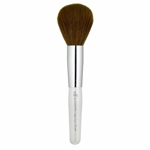 e.l.f. Total Face Brush Perspective: front