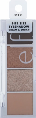 e.l.f. Cosmetic Bite Cream and Sugar Eyeshadows Perspective: front
