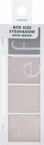 e.l.f. Cosmetics Bite Size Eyeshadow Palette - Rose Water Perspective: front