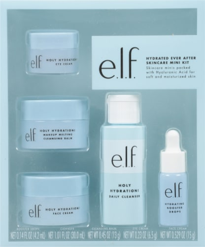 ELF Hydration Ever After Skincare Mini Set Perspective: front