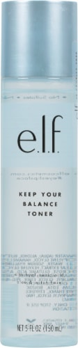 e.l.f. Keep Your Balance Hydrating Toner Perspective: front
