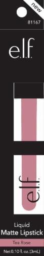 e.l.f. Tea Rose Liquid Matte Lipstick Perspective: front
