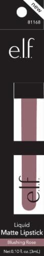 e.l.f. Blushing Rose Liquid Matte Lipstick Perspective: front