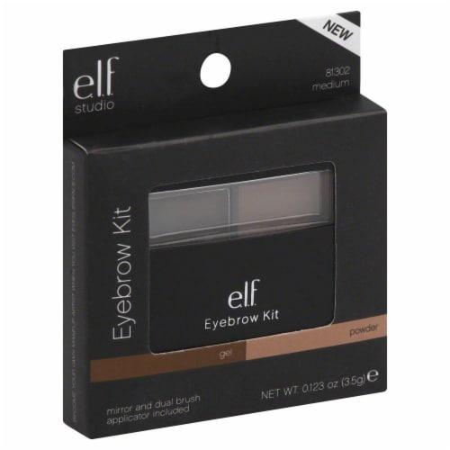 e.l.f. Studio Eyebrow Medium Kit Perspective: front
