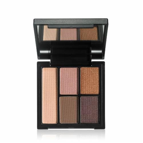 e.l.f. Saturday Sunsets Clay Eye Shadow Palette Perspective: front