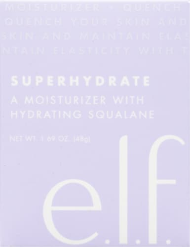 e.l.f. Superhydrate Moisturizer Perspective: front