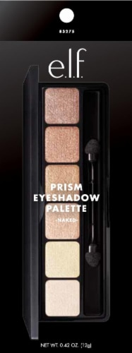 e.l.f. Prism Naked Eyeshadow Palatte Perspective: front