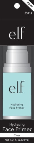 e.l.f. Hydrating Clear Face Primer Perspective: front