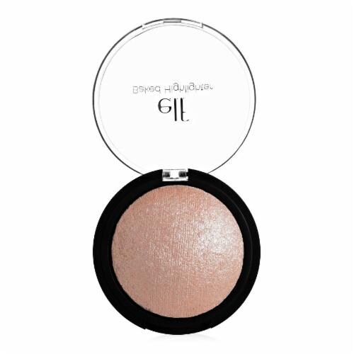 e.l.f. Baked Gems Highlighter Blush Perspective: front