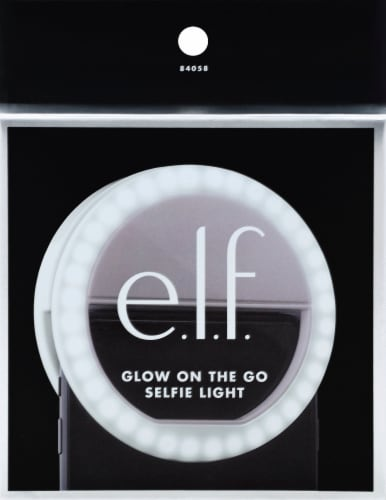 e.l.f. Glow on the Go Selfie Light Perspective: front