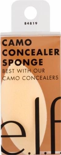 e.l.f Camo Concealer Makeup Sponge Perspective: front