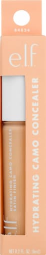 e.l.f Cosmetics Light Sand Hydrating Satin Camo Concealer Perspective: front