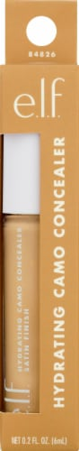 e.l.f. Cosmetics Hydrating Satin Light Beige Camo Concealer Perspective: front