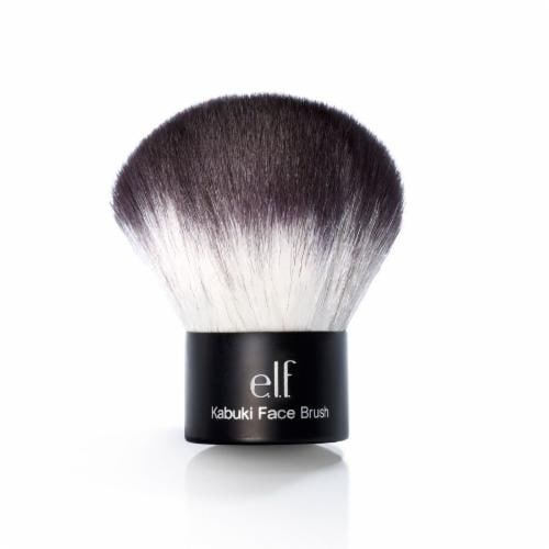 e.l.f. Kabuki Face Brush Perspective: front