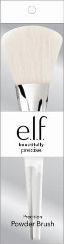 e.l.f. Beautifully Precise Precision Powder Brush Perspective: front