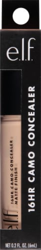 e.l.f. 16 Hour Peach Camo Concealer Perspective: front