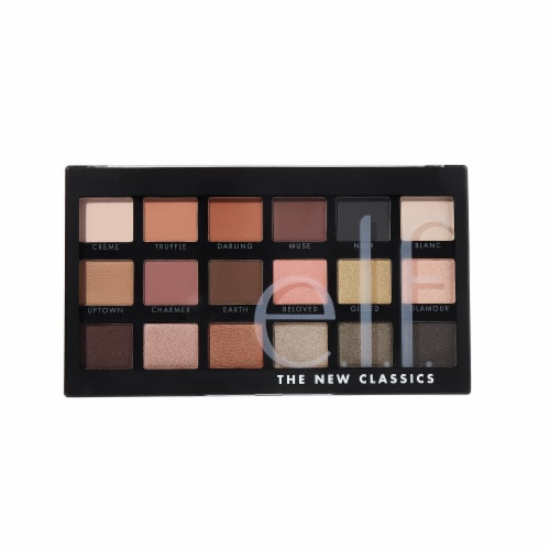 e.l.f. The New Classics Eyeshadow Palette Perspective: front