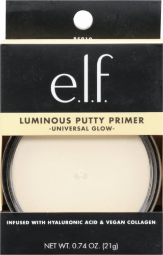 e.l.f. Universal Glow Luminous Putty Primer Perspective: front