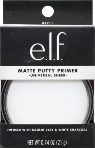 e.l.f. Universal Sheer Mattifying Putty Primer Perspective: front