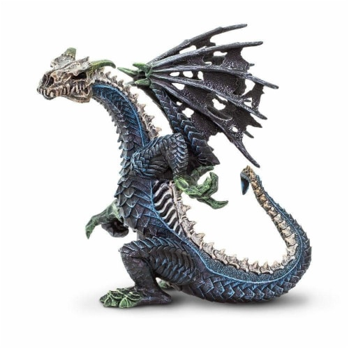 Safari Ltd®  Ghost Dragon Toy Figurines Perspective: front