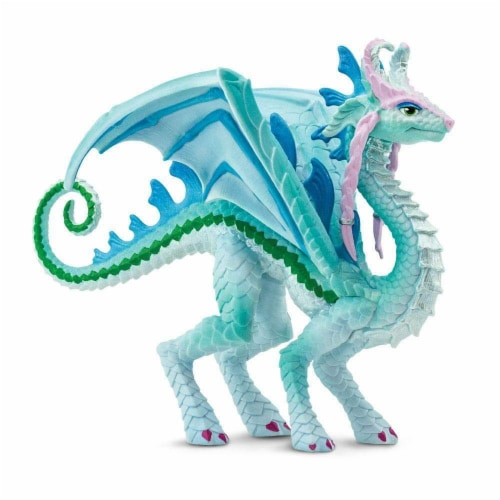 Safari Ltd®  Princess Dragon Toy Figurines Perspective: front