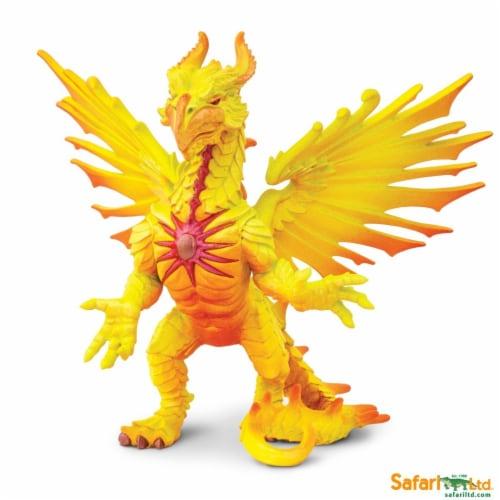 Safari Ltd®  Sun Dragon Toy Figurines Perspective: front