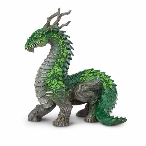 Safari Ltd®  Jungle Dragon Toy Figurines Perspective: front
