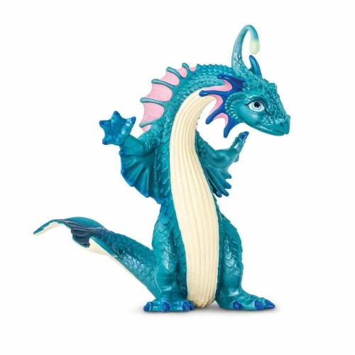 Ocean Dragon Toy Perspective: front