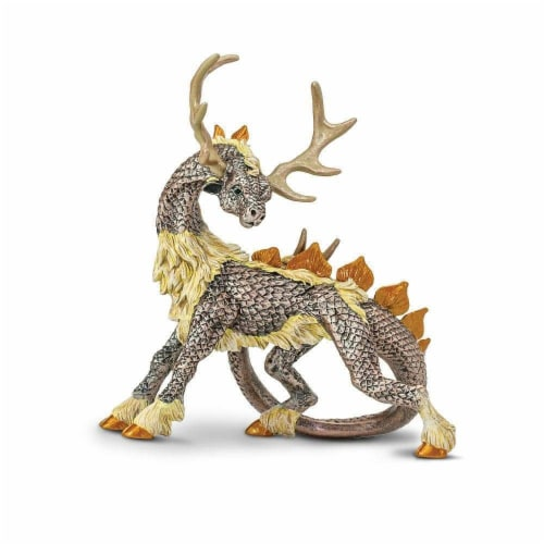 Stag Dragon Toy Perspective: front