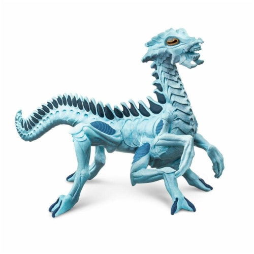 Alien Dragon Toy Perspective: front