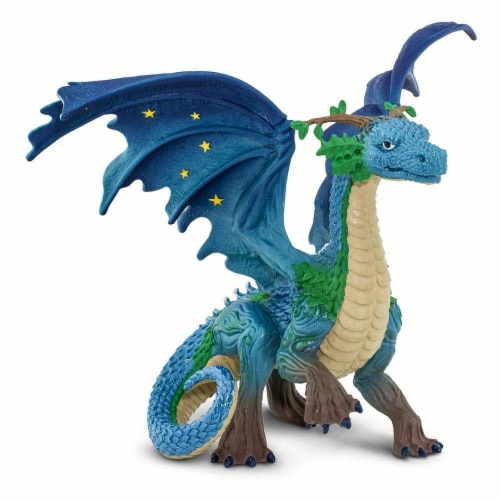 Earth Dragon Toy Perspective: front