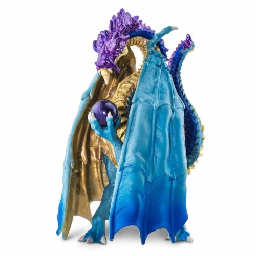 Wizard Dragon Toy Perspective: front