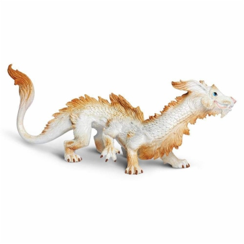 Safari Ltd®  Good Luck Dragon Toy Figurines Perspective: front