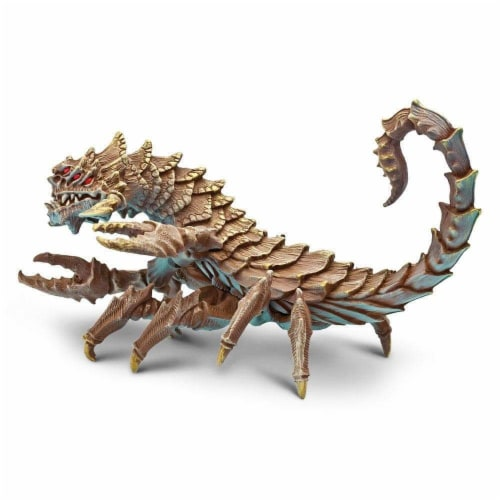 Safari Ltd®  Desert Dragon Toy Figurines Perspective: front