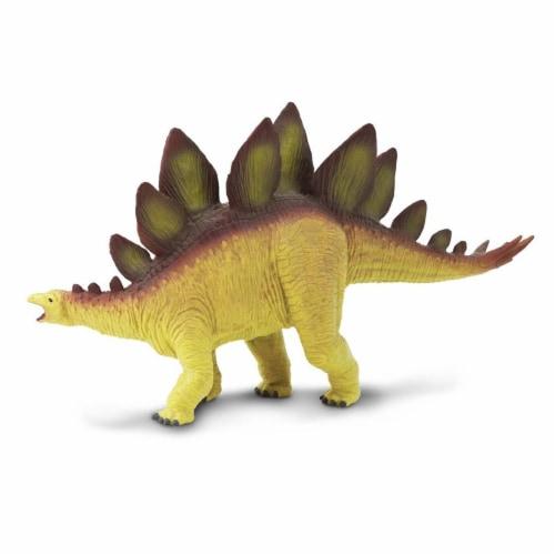 Stegosaurus Great Dinosaurs Figure Safari Ltd Perspective: front