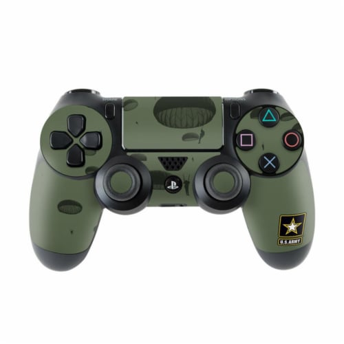 DecalGirl PS4C-PTLAN Sony PS4 Controller Skin - Pull the Lanyard Perspective: front