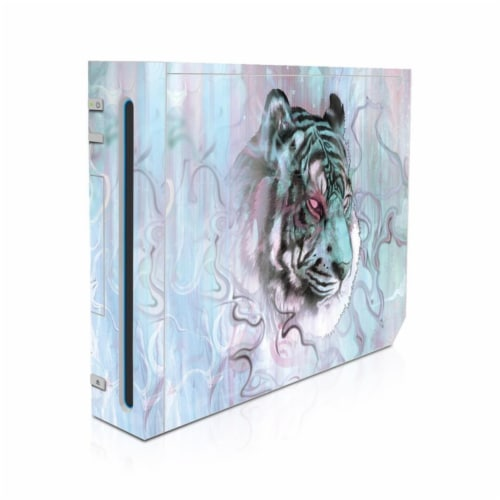 DecalGirl WII-ILLUSIVE Nintendo Wii Skin - Illusive by Nature Perspective: front