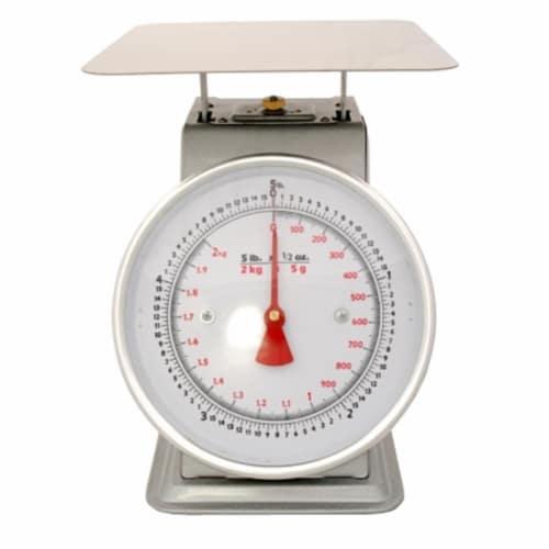 Zenport Industries AZD05 Dial Scale 5 lb - 2 Kg Perspective: front