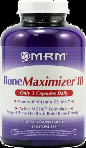 MRM Bone Maximizer III Perspective: front