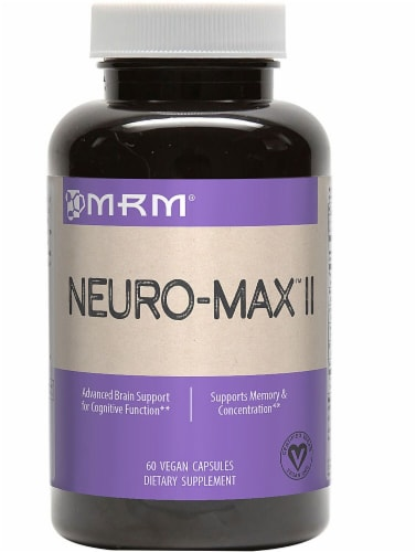 MRM  Neuro-Max II Perspective: front
