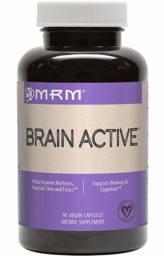 MRM  Brain Active™ Perspective: front