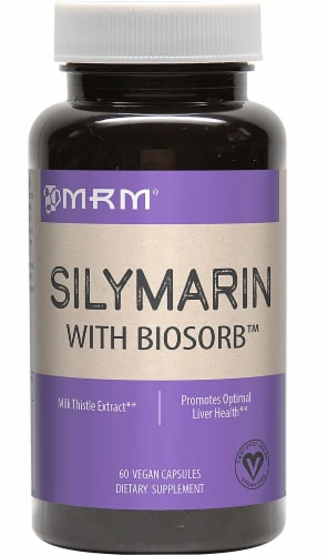 MRM  Silymarin with BioSorb™ Perspective: front