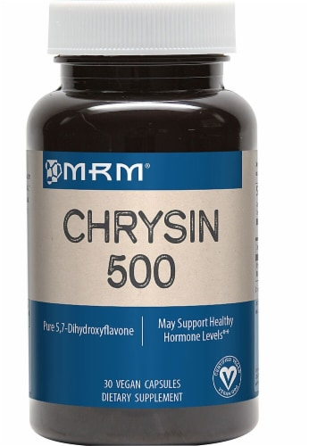 MRM  Chrysin 500 Perspective: front