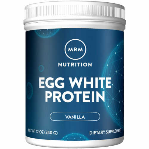 MRM Egg White Protein Perspective: front