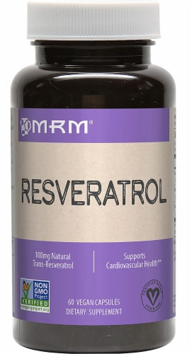 MRM  Resveratrol Perspective: front