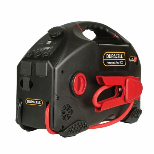 Duracell 300 Watt Powerpack Pro Perspective: front