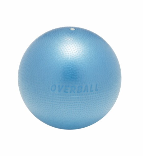 Gymnic Over Ball - Blue Perspective: front