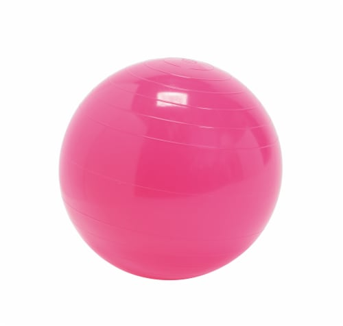 Gymnic Gym Ball - Pink Perspective: front